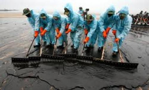 Officials Report Jordan Oil Spill in Red Sea, Extent Unclear