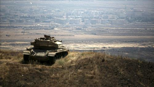 Syria and Israel Exchange Fire Over Shabbos