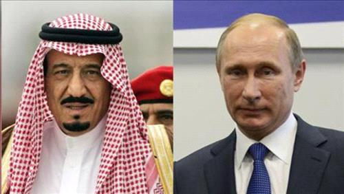 Saudi King Salman, Putin discuss latest Syria peace efforts