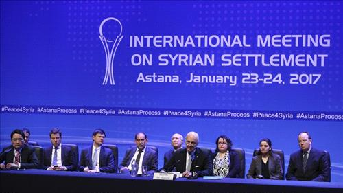 New talks seek to end Syria's war after almost  six years
