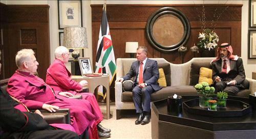 Archbishop of Canterbury reflects on meeting Iraqi Christians in Jordan