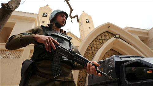 ISIS claims deadly shooting of Christians, as Cairo strikes militants