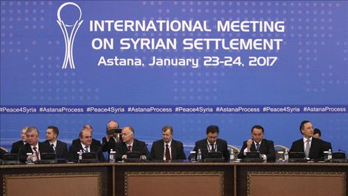 Relative Calm Reported In Syria Safe Zones After Deal Comes Into Force