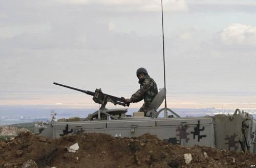 3 gunmen from Syria killed in Jordan border attack