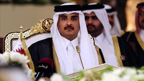 Once the government broke off diplomatic relations with Qatar