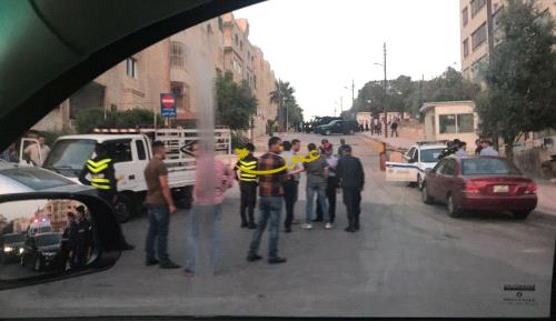 Two dead in shooting at Israel's embassy in Jordan
