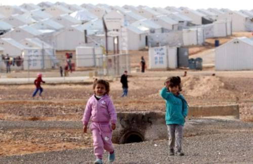 UN Fears for Thousands Trapped on Syria-Jordan Border