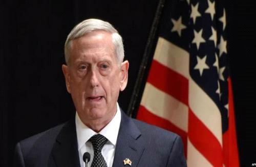 Mattis traveling to Jordan, Turkey, Ukraine next week