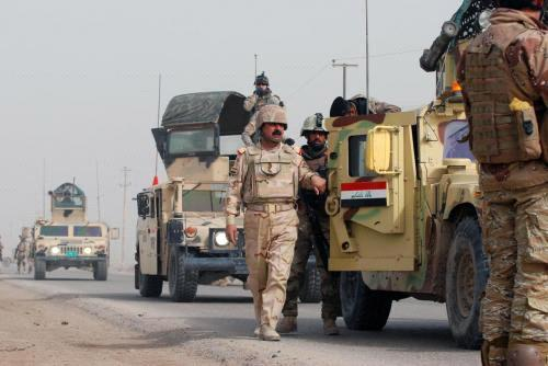 Iraq says 90 percent of Tal Afar retaken from IS