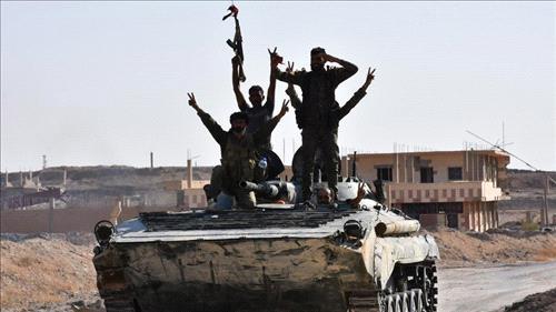 Syria tribal figures unveil Deir al-Zor council plans
