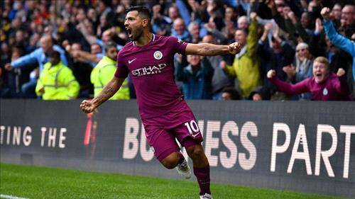 Player Ratings: Sergio Aguero star man for Manchester City in Watford thumping