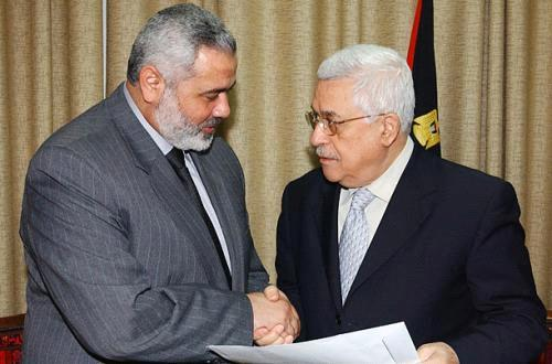 Hamas Capitulates under PA Repression, Dissolves Government, Announces Elections