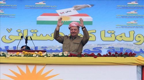 Turkey: Iraqi Kurdish referendum illegitimate, unacceptable