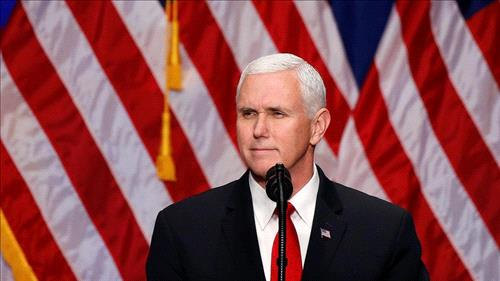 Vice President Mike Pence Announces Dates For Middle East Trip