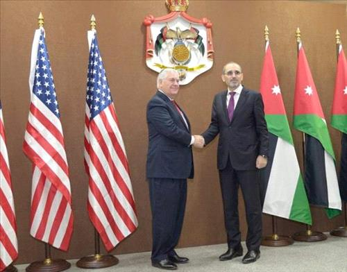 U.S.  inks major defense agreement with Jordan