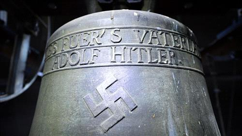 German village votes to keep 'Hitler bell' as memorial