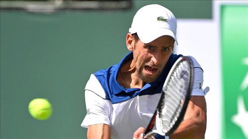 Novak Djokovic loses on his comeback at Indian Wells