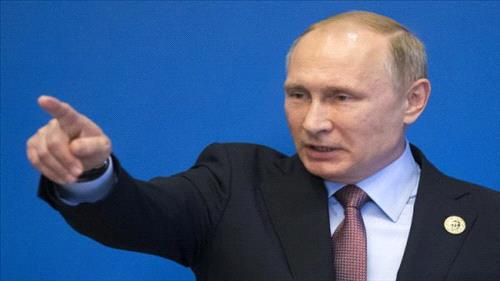 Putin re-elected Russia's President for another 6 years
