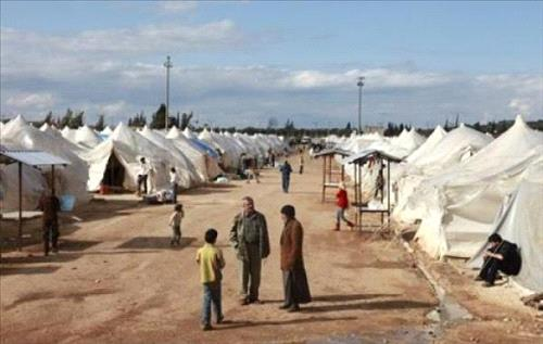 Int'l donors pledge 4.4 bln Dollars  for Syria