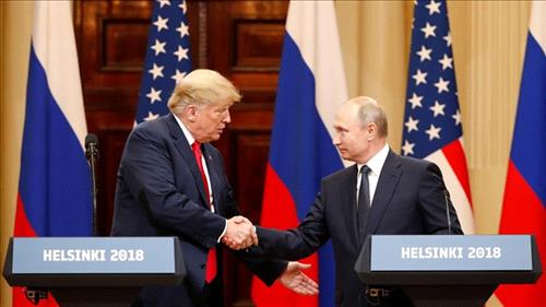 Wave of condemnation hits Trump after summit with Putin