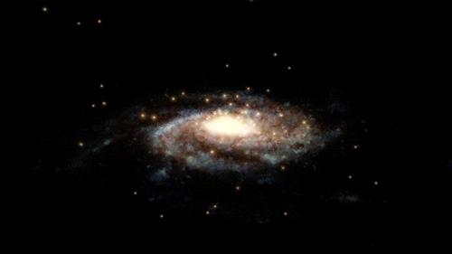 Milky Way's mass mostly made up of dark matter, new research into the galaxy reveals - 10-Mar-2019 - NZ International news